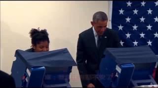 「歐巴馬 別碰我女友!」--蘋果日報 20141023 thumbnail