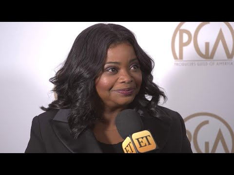 Octavia Spencer on Teaming Up With Melissa McCarthy to Play Superheroes  PGA Awards 2020