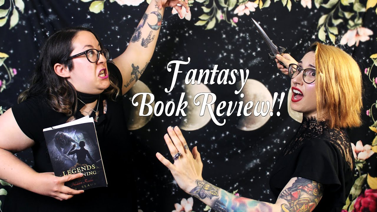 The Book Coven - Video review; Hidden Realm