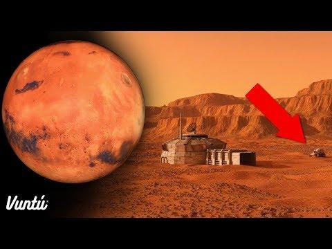 La historia del astronauta que fue abandonado en Marte