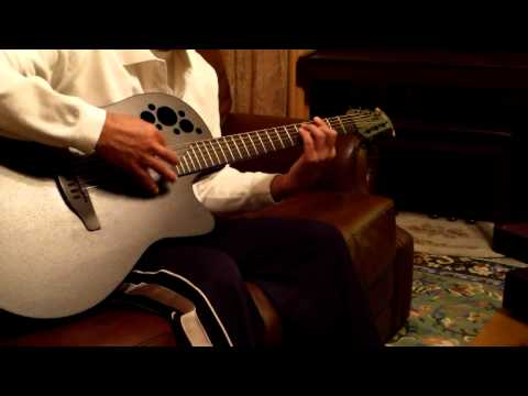 Easy Guitar Chords -- Do They Know it's Christmas