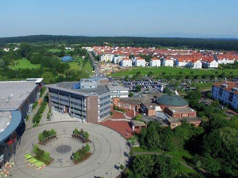 Dietzenbach von oben
