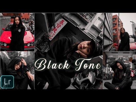 Lightroom Mobile Presets Free Dng   Black Tone Lightroom Mobile