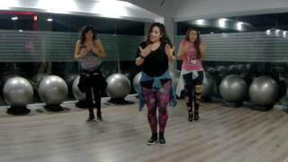 Chocquibtown - Nuqui (salsa) COREOGRAFÍA de Chaxi Rodríguez