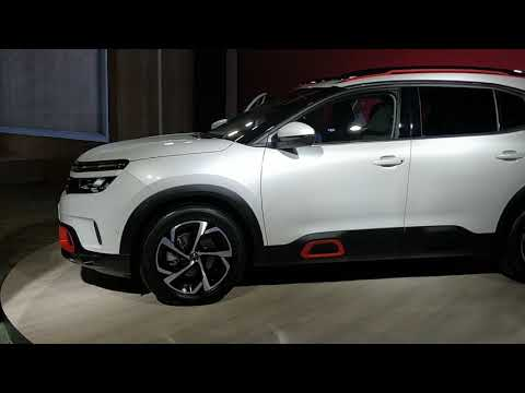 Citroen C5 Aircross Walkaround | India | MotorOctane