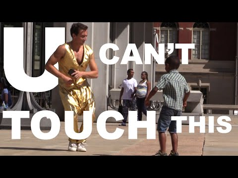 U Can't Touch This PRANK!! - DANCING IN PUBLIC