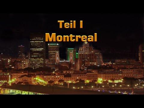 AIDA KREUZFAHRT | Montreal - New York Teil I, (HD) | Reisetipps Für Traummomente