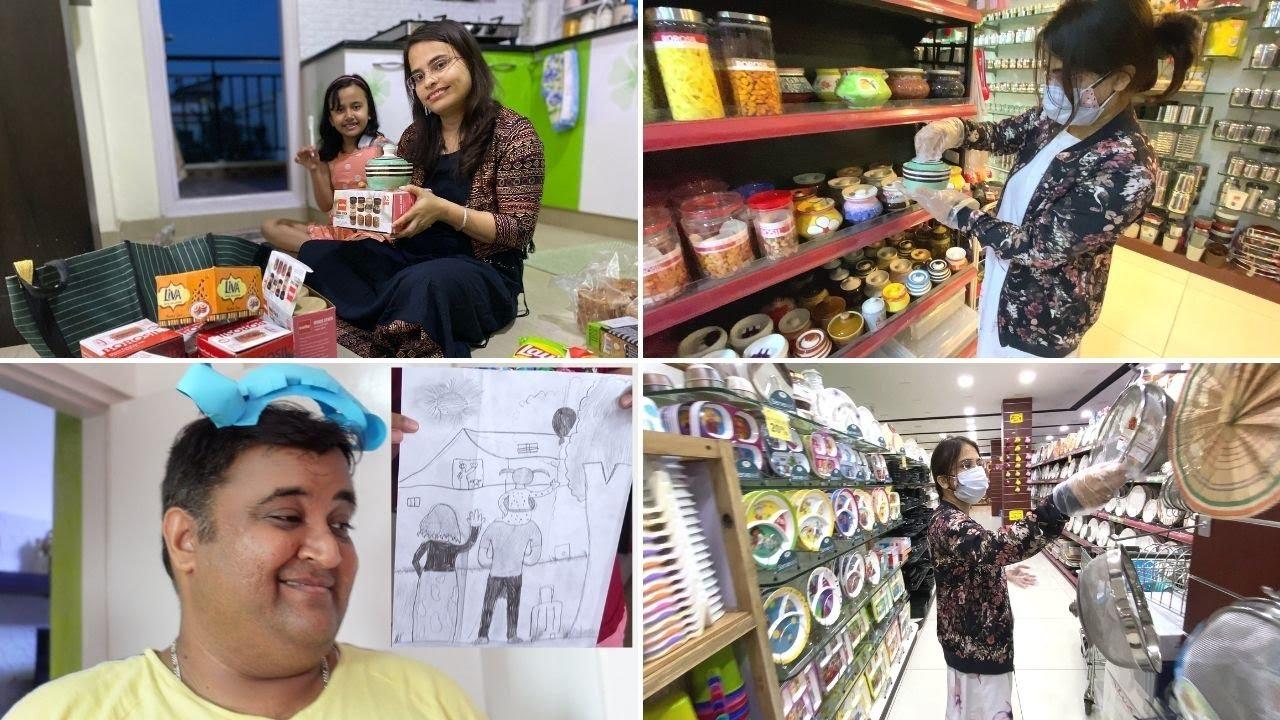 Vlog # 476: Iske Bina To Mera Shopping Complete Nahin Hota Hai || Simply  Laxmi's Life