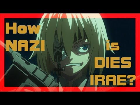 How NAZI is DIES IRAE?! - Episode 00 [German Analysis](ディエス・イレ)