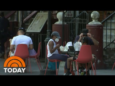 Florida Drops COVID Restrictions For Bars And Restaurants | TODAY