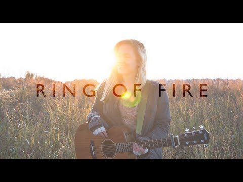 Ring of Fire | Johnny Cash (cover)