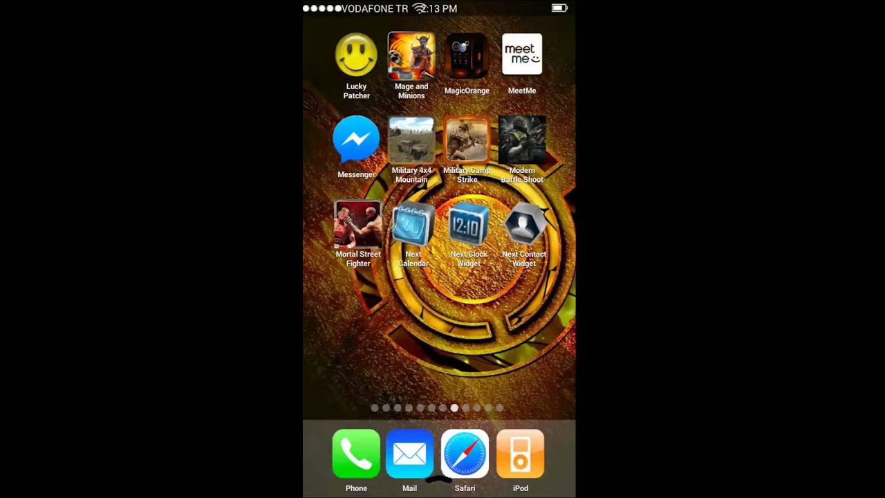 iPhone 6 i8 Launcher Full Free Android Apk DOWNLOAD