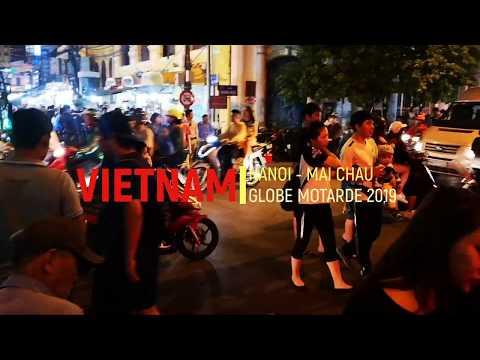 #ROADTRIP #moto #royalenfield au #Vietnam- 1ère étape - De HANOI à  MAI CHAU à moto !