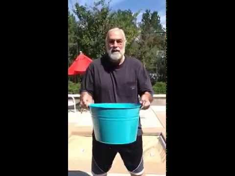 Furniture Row Racing Owner Barney Visser Does The ALS Ice Bucket Challenge    YouTube