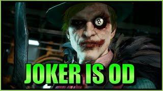 SonicFox -  Joker Mirror Vs Dizzy【Mortal Kombat 11】