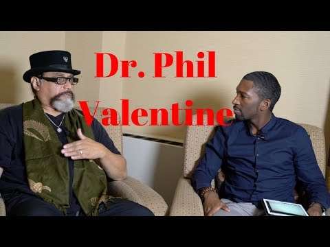 Dr. Phil Valentine: Trump, Flat Earth, Trans-Humanism, and Health (Part 1) thumbnail