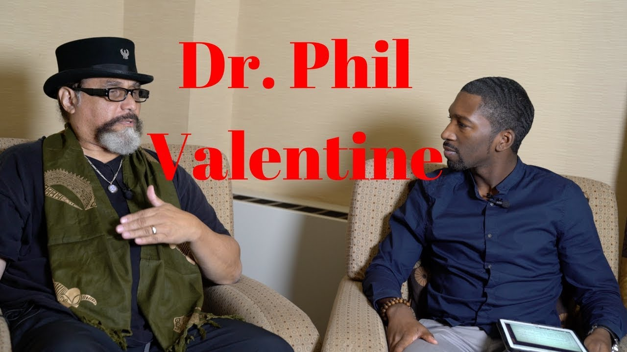 Dr. Phil Valentine: Trump, Flat Earth, Trans-Humanism, and Health (Part 1)