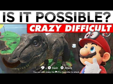 Download Youtube: CLOUDY WITH A CHANCE OF T-REX (So Much Rage 😂) | Is It Possible?