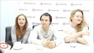 """Актеры фильма """"Ночь Св.Валентина"""" рассказали о забавных случаях во время съемок"""