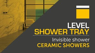 Invisible Shower Tray Level | Prefabricated