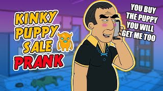 Kinky Puppy Sale Prank - Ownage Pranks
