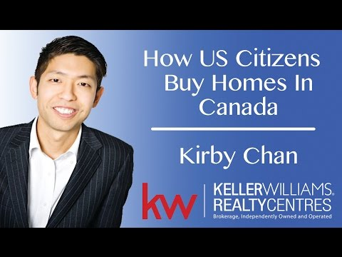 How US Citizens Buy Investment Properties In Canada