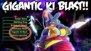 XENOVERSE 2 MODDER USES GIGANTIC KI BLAST ONLINE! | Dragon Ball Xenoverse 2