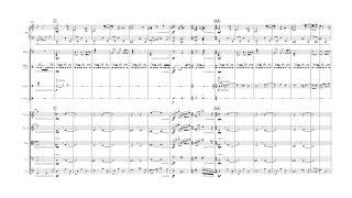 相川結月 交響曲第三番 第一楽章 (2017-2018) ピアノ以下の楽譜のみ 編...