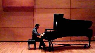 Piano Sonata No. 1 in C major (Perpetuum Mobile)    Carl Maria von Weber