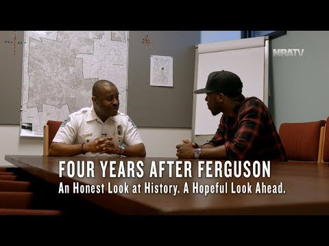 Four Years After Ferguson – Colion Noir Visits with Local Residents after Michael Brown's death