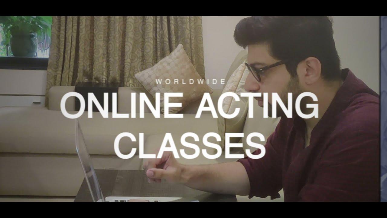 Online Acting Class