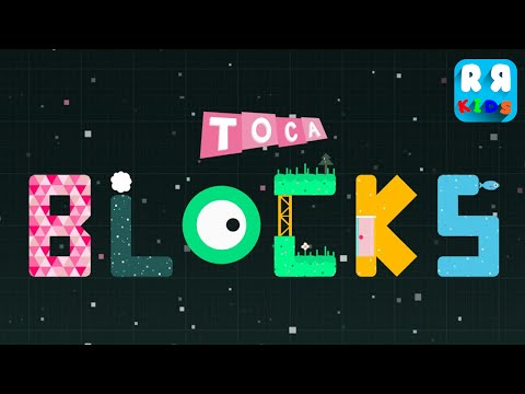 Toca Blocks (By Toca Boca AB) : New Update - iOS / Android - Gameplay Video