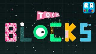 Toca Blocs (Par Toca Boca AB) : Nouvelle mise à Jour - iOS / Android - Vidéo de Gameplay