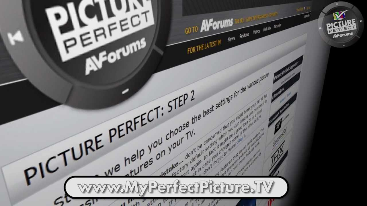 How to set the Noise Reduction & Edge Enhancement controls on your TV