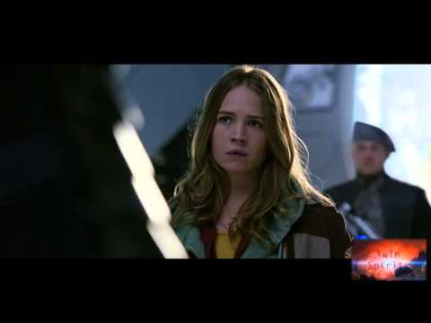 Tomorrowland Pelicula (Escena que explica como seria un fin del mundo)