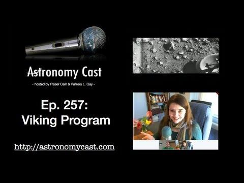 Astronomy Cast Ep. 257: Viking Program