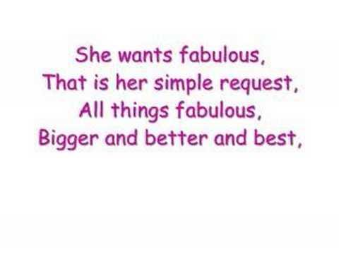 High School Musical 2 Fabulous