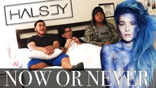 """Halsey """"Now Or Never"""" Video Reaction!"""