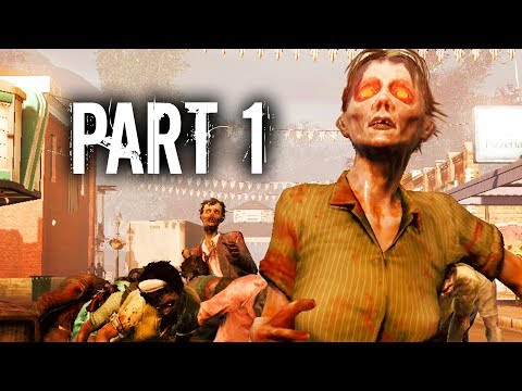 State of Decay 2 Gameplay Walkthrough Part 1 - INTRO (Full Game)