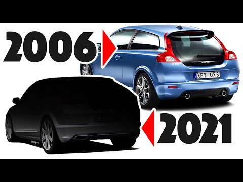 2006 Volvo C30 RE-DESIGN: What Would It Look Like If Made Today?