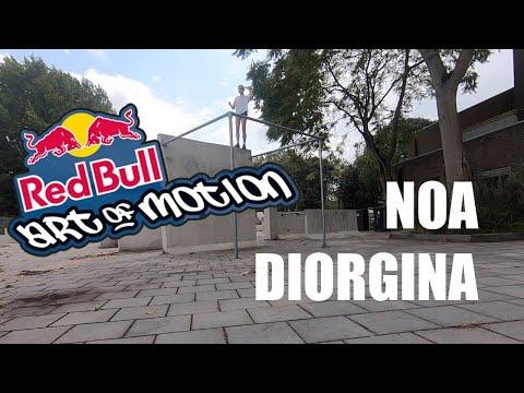 Noa Diorgina - Red Bull Art Of Motion Submission 2019