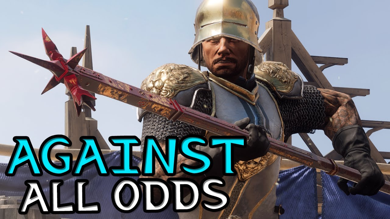 Surviving against all odds   Chivalry 2