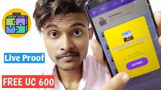 Free PUBG 600 UC &amp Free PUBG Royal Pass  New App Free PUBG UC 600 Live Proof  How To Get Free UC