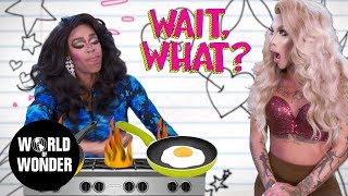 Home Ec with Jasmine Masters and Kimora Blac: WAIT, WHAT?
