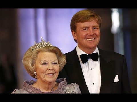25APR18  KING WILLEM ALEXANDER AND QUEEN BEATRIX OF THE NETHERLANDS WILL ALSO BE ARRESTED BECAUSE HU
