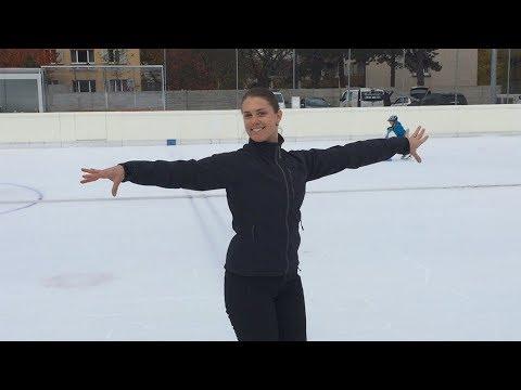 Hilft Eiskunstlauf beim Abnehmen?