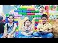 Kids Go To School | Birthday Of Chuns Children do the party Make a Birthday Cake Chocolate