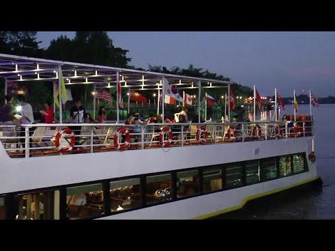 Kuching Waterfront,Sarawak
