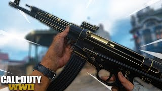 is THIS the BEST OVERALL AR in COD: WWII? (BEST GUNS IN COD: WWII)