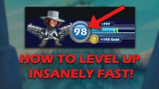 Brawlhalla - How  to Grind Levels and Gold Fast (Solo or with a Friend) - @snackxs